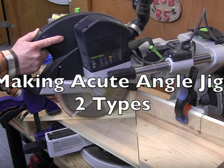 Cutting Extreme Angles: Tips from A Concord Carpenter