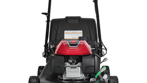 Review of New Honda HRN Mower and Weed Trimmer