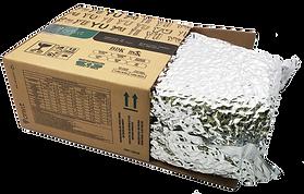 Embalagem de castanha a granel de 11,34kg // Cashew nuts bulk packing of 11,34kg