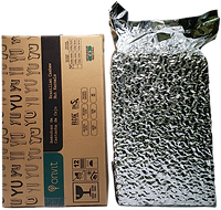 Embalagem de castanha a granel de 22,68kg // Cashew nuts bulk packing of 22,68kg