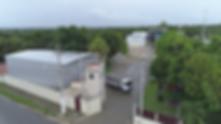 Visão aérea da fábrica da Onvit // Aerial view of the Onvit's plant
