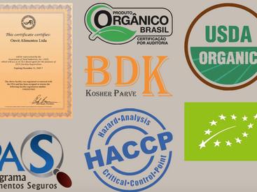 Onvit Certifications!