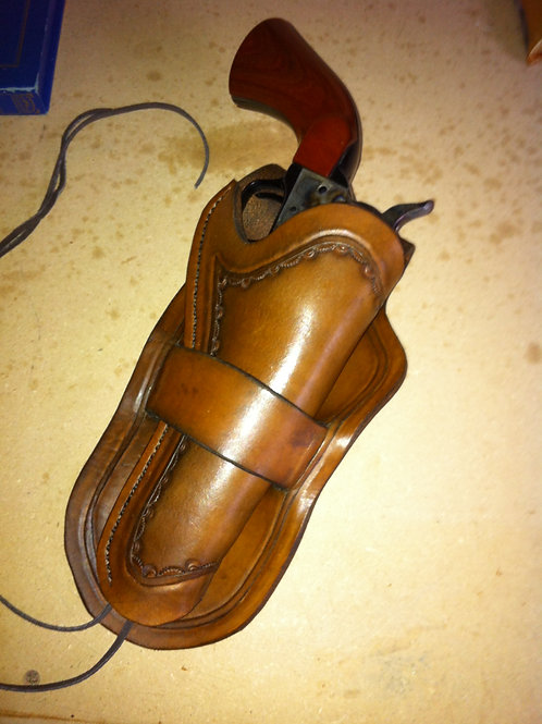Mexican Single Strap Holster