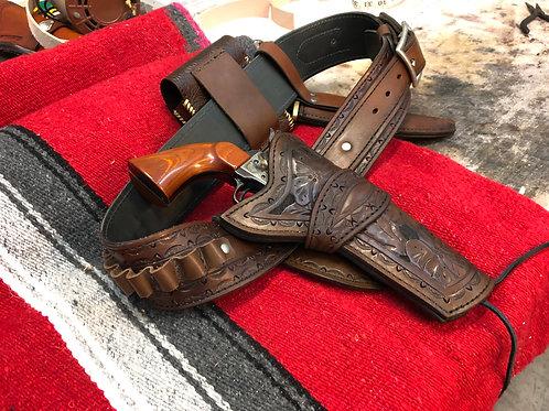 Hand of God Holster Gun Belt Combo