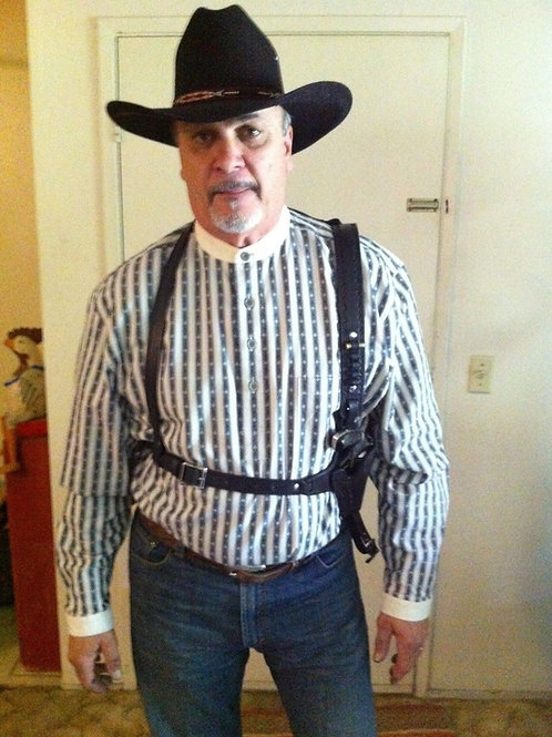 Doc Holliday Tombstone Shoulder Holster