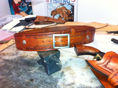 Virgil Earp Gun Belt