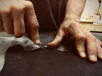 Custom Handmade Western leatherwork