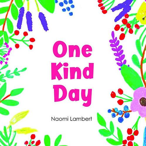 One Kind Day Children's Book