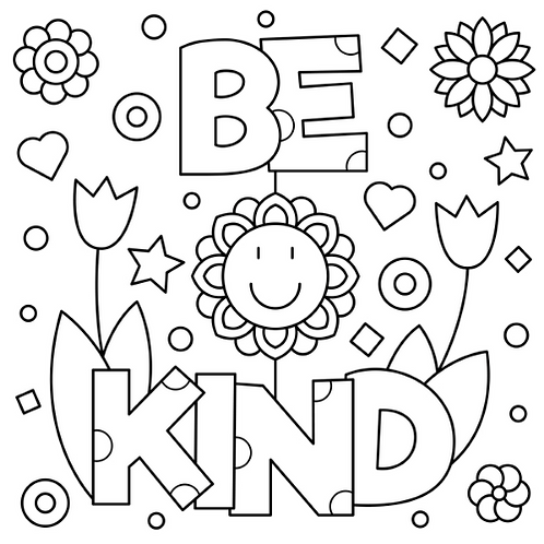 Kids - Kindness Cards