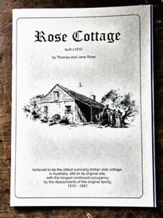 Rose Cottage Booklet