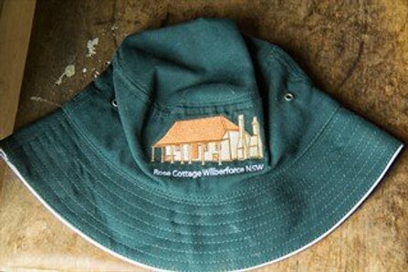 Rose Cottage Bucket Hat