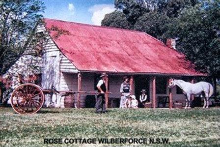 Rose Cottage Tapestry
