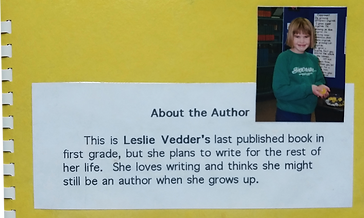 First GradeAbout the Author.png