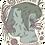 Thumbnail: BLOODMOON UNDERGROUND - Face Sticker