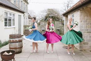 Cutsom Bridesmaid dresses