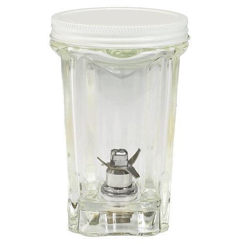 E8470.00 500ml Borosilicate Glass Blending Container