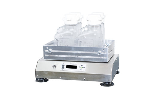 E5650.IN Incubation Suitable Stainless Steel Digital Benchtop Reciprocal Shaker