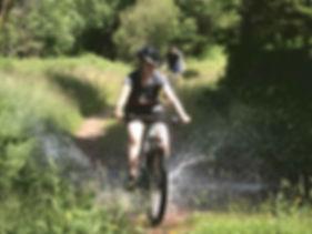 mountain bike Brecon Beacons