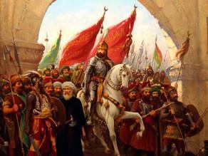 占星学とコンスタンティノープル攻略 Öner Döşer著 翻訳:IKKA