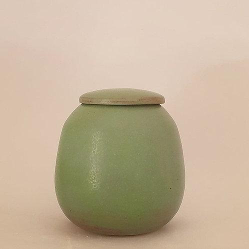 13. lidded keepsake jade