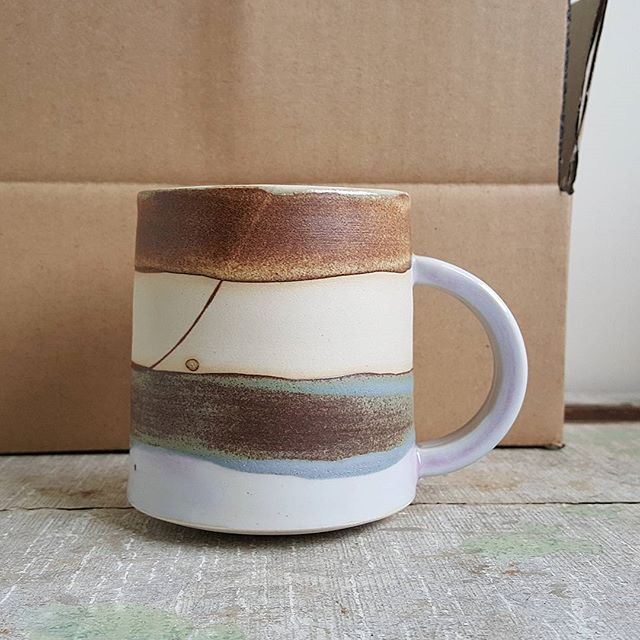 handpainted mugs