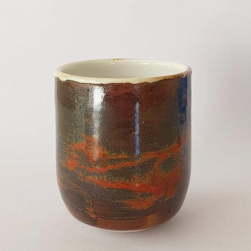 #44 piccolo cup red earth