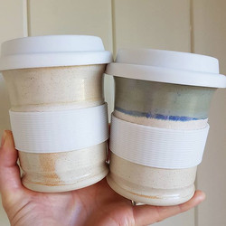 togocups with thermal sleeves