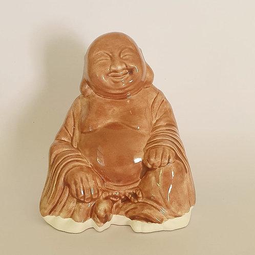 32. sitting Buddha warm chocolate
