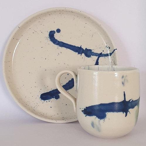 tea and toast set
