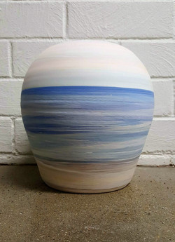 unglazed seascapes