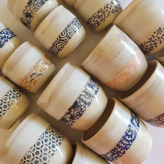 piccolo and espresso cups