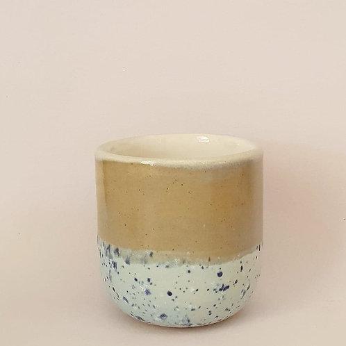 36. piccolo cup olive blue