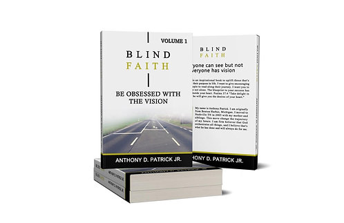 Blind Faith Volume 1