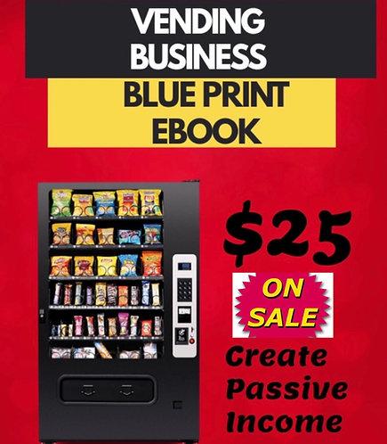 Vending BluePrint