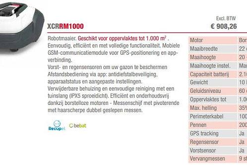 XCRRM1000