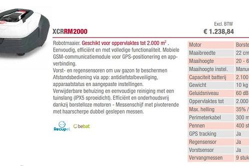 XCRRM2000
