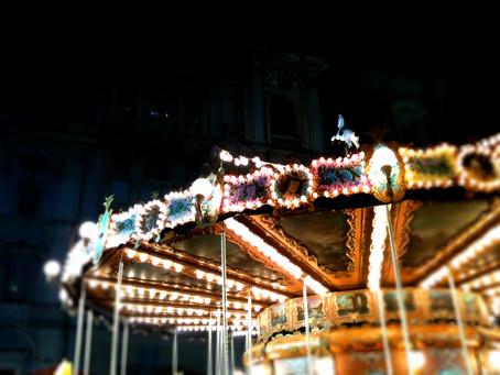 生まれ変わるかナヴォナ広場のクリスマス市