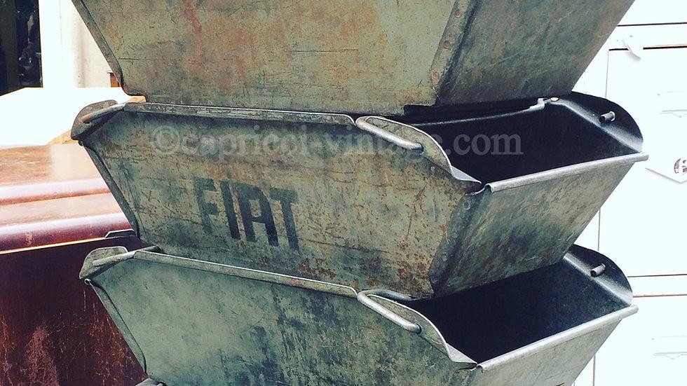 スタッキングメタルバスケット FIAT