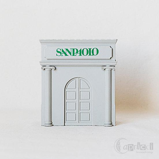SAN PAOLO銀行の貯金箱