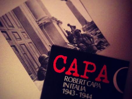 キャパ生誕100年写真展、ローマでも開催中