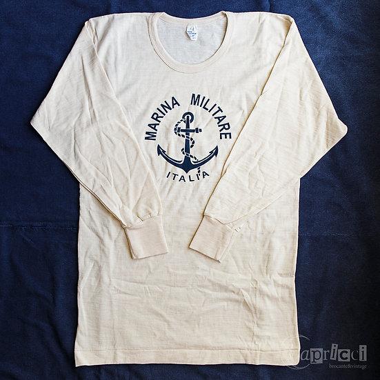 Italian Navy Long Sleeve T sizeL