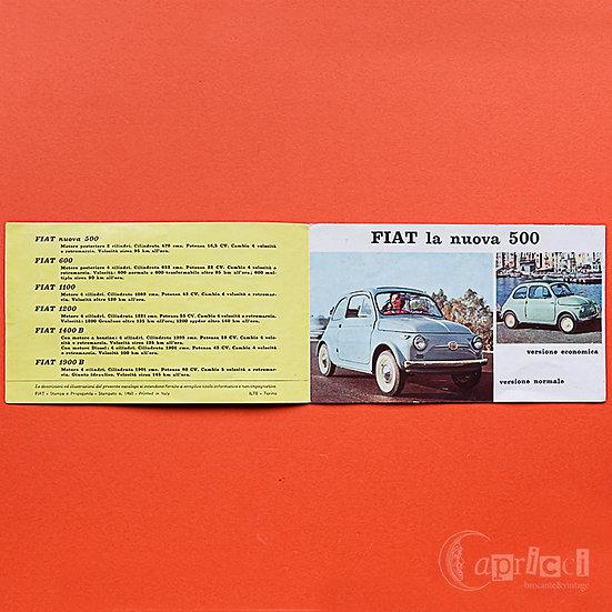 FIAT ヴィンテージカタログ