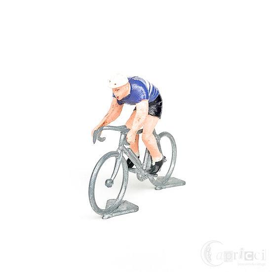 ヴィンテージサイクルロードレーサーミニチュア ラベンダー
