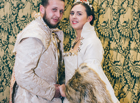 Jamie and Tom - Gainsborough Old Hall