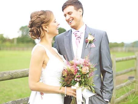 Gemma and James - Fishlake Mill