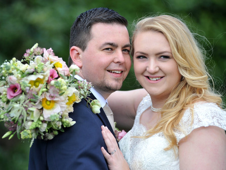 Laura and Tom - Tankersley Manor