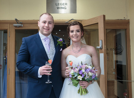 Louise and Robert - Crown Hotel