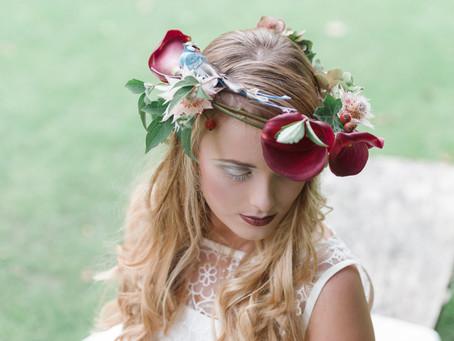 Flower Crowns and Pumpkins