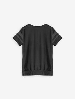 Black Sports Shirt