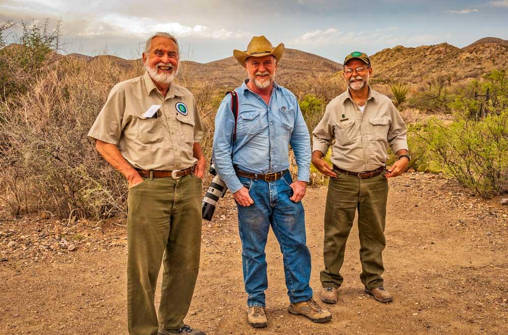 Gary, Earl and Blane
